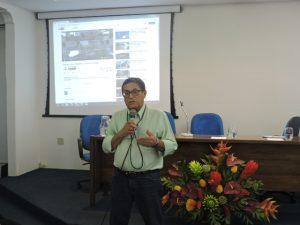 Manoel Hora, presidente do SergipeTec | Foto: Ascom/SergipeTec