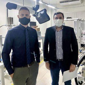 Dr. Diego Menezes e Brenno Barreto